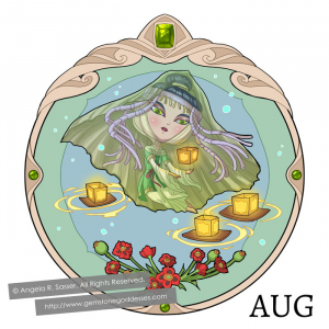 Little Lady of August