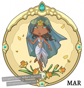Little Lady of March