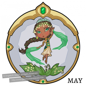 Little Lady of May