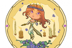Little Lady of February