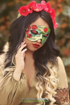 Mask of August