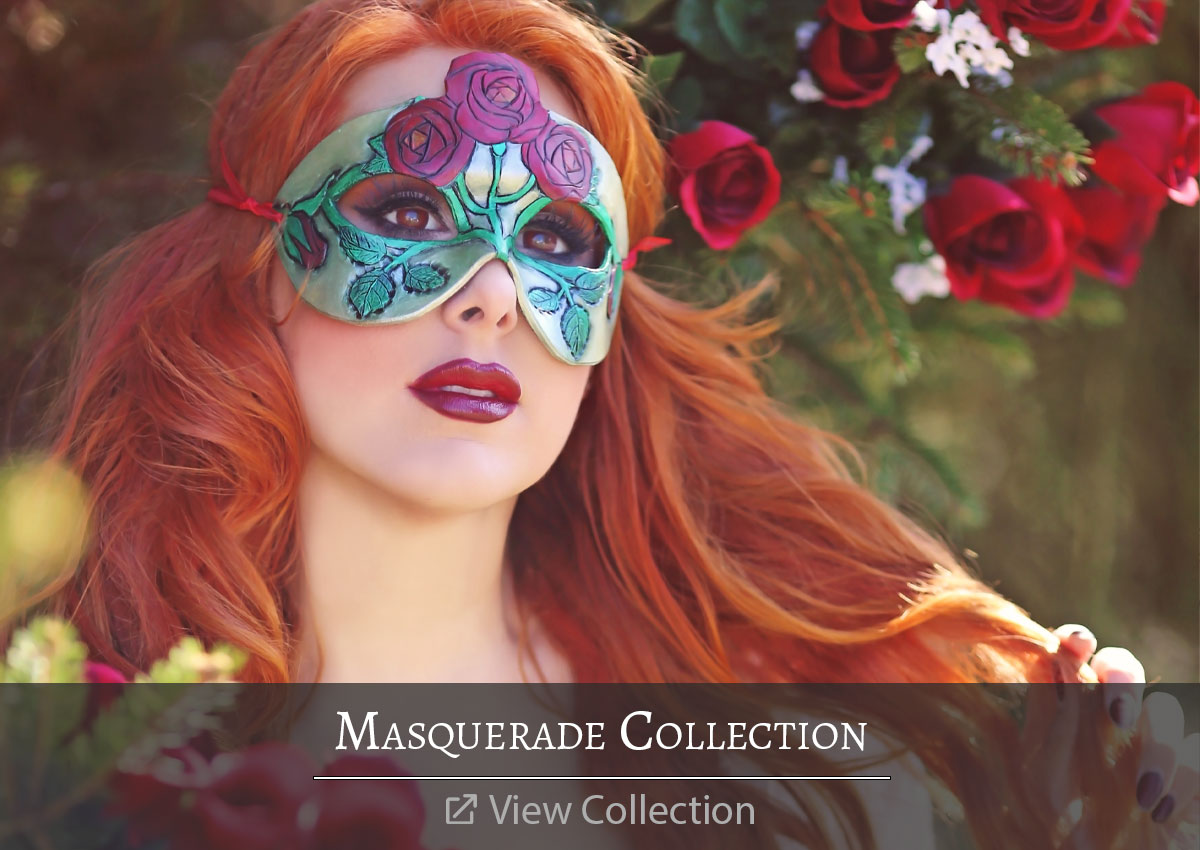 Visit the Masquerade Collection